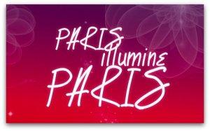 Paris illumine Paris