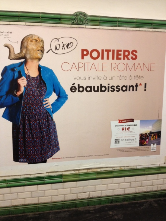 Poitiers capitale romane ebaubissant